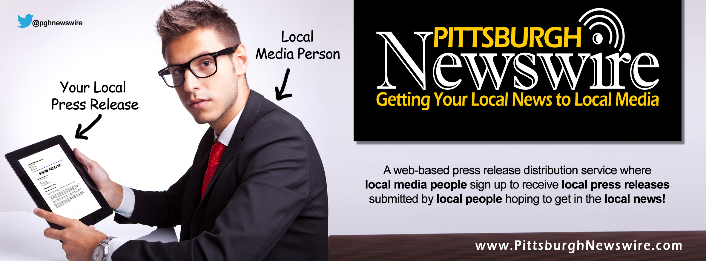 Pittsburgh Newswire: A Pittsburgh Press Release Distribution Service